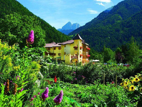 Alpenidyllhotel Bergschlössl - 4 Sterne Hotel Südtirol - Dolomiten