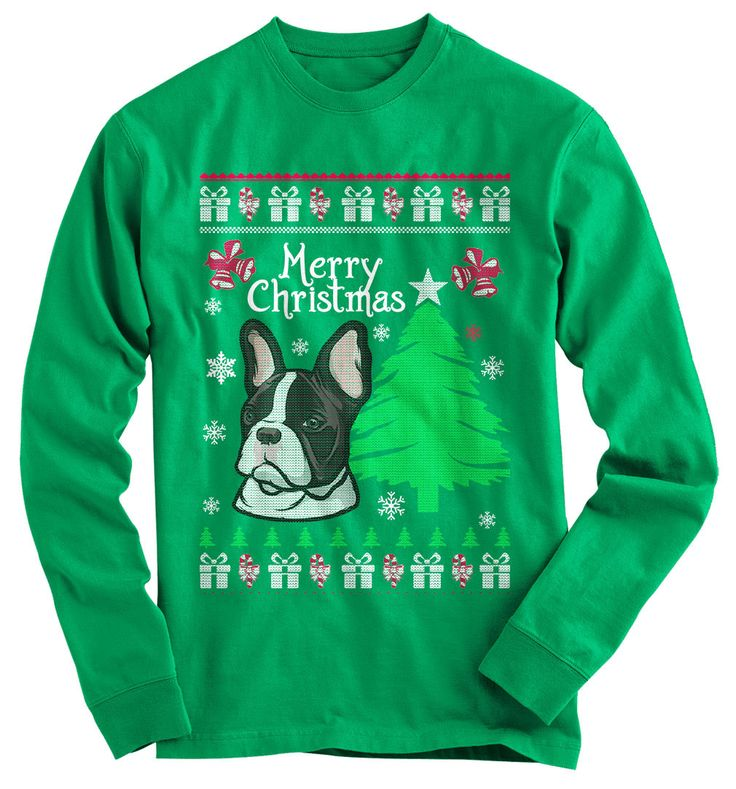 french bulldog christmas sweater 1000 images about products on pinterest 7492