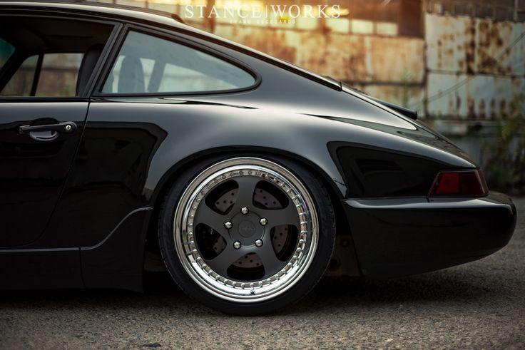 porsche 911 964 - photo stanceworks