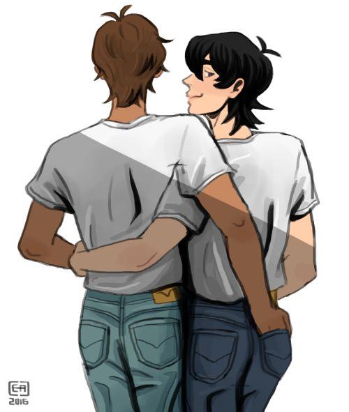 Keith and Lance, Klance