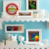 Vintage Labels as Wall Art