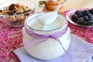 » Yogurt fatto in casa Ricette di Misya - Ricetta Yogurt fatto in casa di Misya