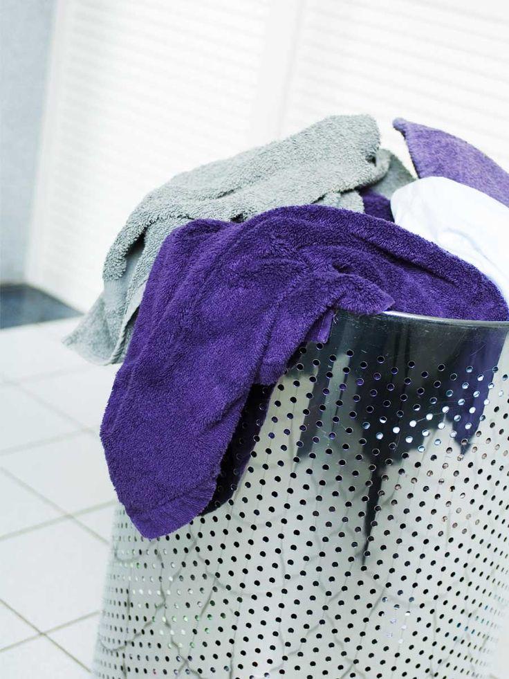 Manchmal übertreiben wir es ja etwas mit der Reinlichkeit. Und dann wieder unterschätzen wir, wie häufig gewaschen werden sollte...  Die