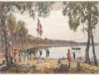 The Regency Era Timeline 1792: Sydney Cove. Arthur Phillip the 1st Governor of New South Wales returns to England accompanied by the Aboriginal, Bennelong. Bennelong is given a house a point in Sydney Cove that is now the site of the world famous Opera House. (Are you a RAPper or a RAPscallion)