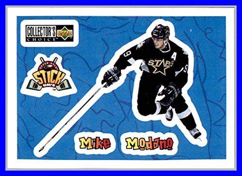Mike Modano Dallas Stars Stick