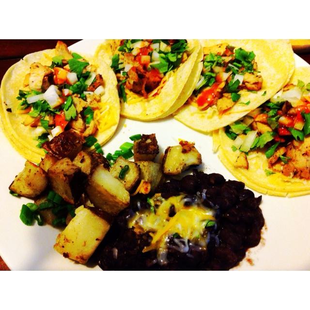 Breakfast Tacos | Food - Tacos | Pinterest