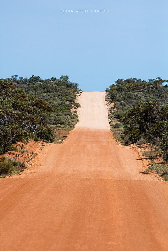 ˚Eyre Peninsula Road - Australia