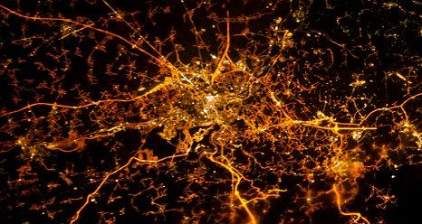 NASA - NightPod Images Bring Earth to Light From Space Station