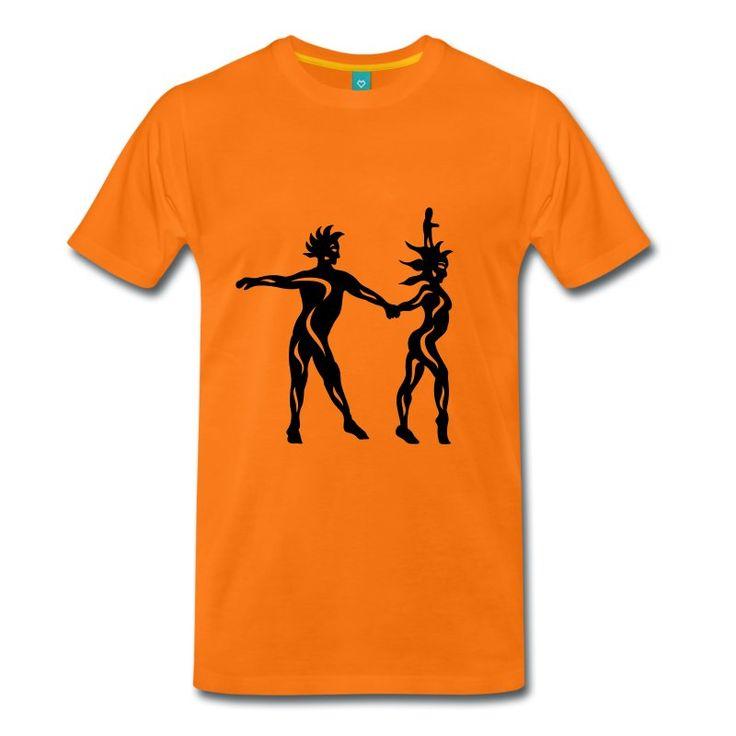 Herren T-Shirt | Tanzpaar Design 21 C von Manuel Süess | Mehr: https://shop.spreadshirt.de/TanzDesigns/herren+t-shirt+tanzpaar+design+21+c-A109707825