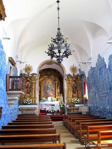 Igreja de Santo Antonio dos Olivais - Coimbra - Portugal