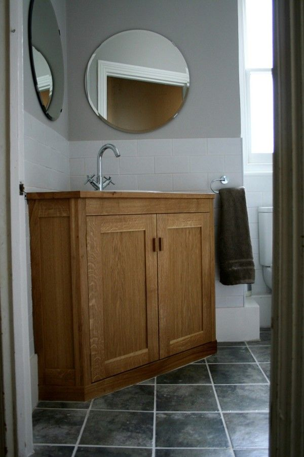 1000 Ideas About Corner Bathroom Vanity On Pinterest