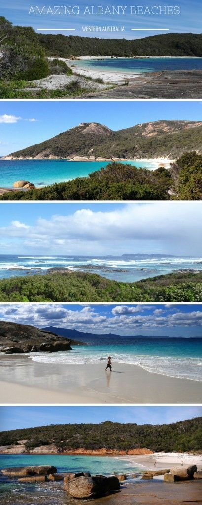 One of the most stunning but undiscovered coast lines in the world. Where the Great Southern Ocean meets the Western Australian coast, come explore the beautiful and utterly amazing beaches of Albany and the Rainbow Coast | BabyGlobetrotters.Net