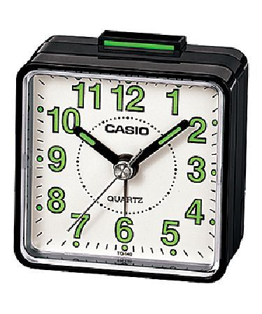 Casio Beep Alarm Clock - Black `CASIO TQ140-1 Casio Beep Alarm Clock - Black An Analogue Alarm Clock ideal for travelling featuring Neobrite and Beeper Alarm. With 1 Year Battery and Resin Case. Beeper Alarm: Beeper tone alarm sounds at the t http://www.MightGet.com/february-2017-1/casio-beep-alarm-clock--black-casio-tq140-1.asp