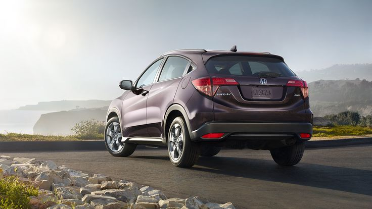 Check out these multifaceted cities. What's the perfect way to explore? In the all-new multifunctional Honda HR-V Crossover, of course. With the versatility of an SUV and the sleek style of a coupe, you can have it all.  HR-V AWD EX-L Navi model shown.