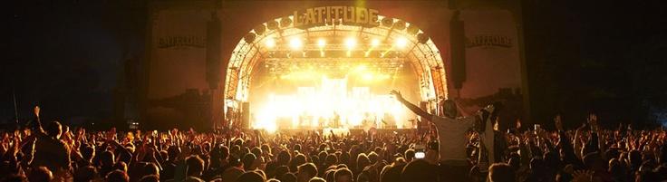 Latitude Festival Henham Park, Southwold England