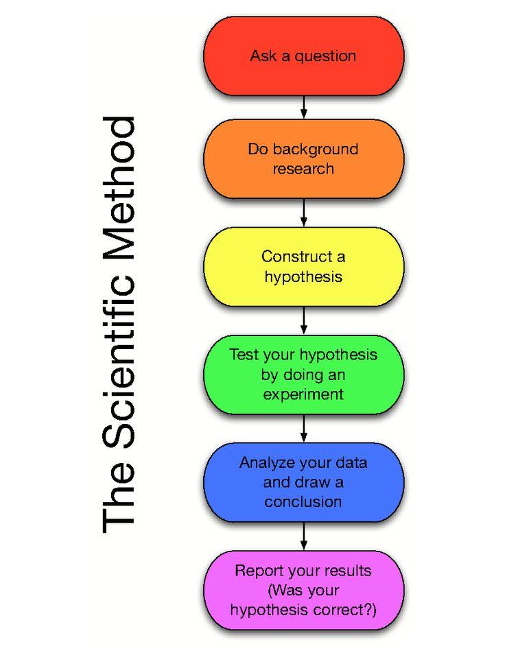 The  Best Scientific Method For Kids Ideas On