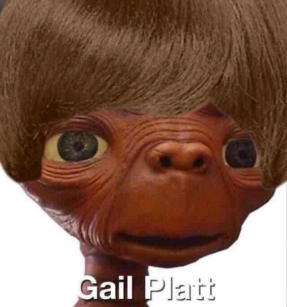 Gail Platt (coronation street -UK)! Hahahahahahahahahahahahahaha so funny!