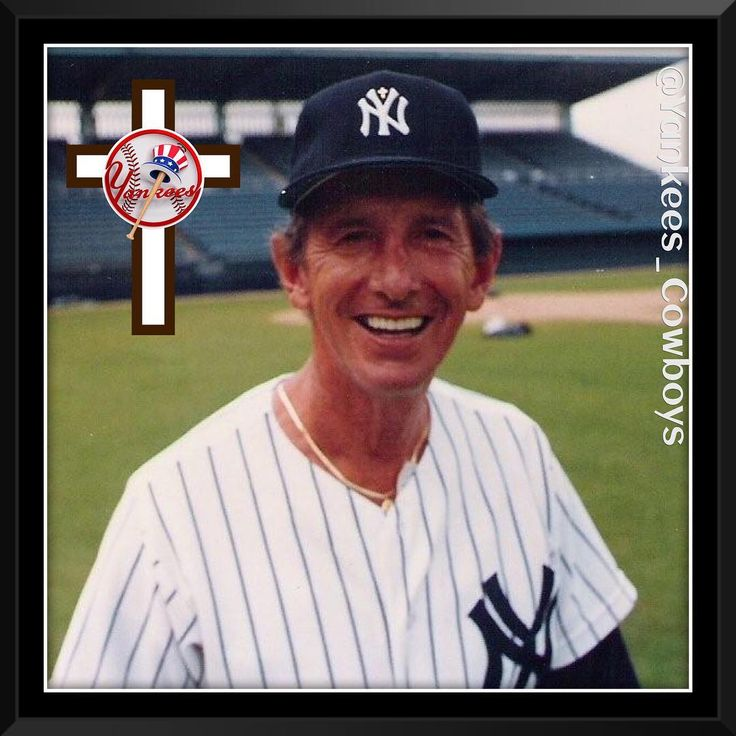 OTD in 1989 Billy Martin an All-Star infielder and former manager of the New York @Yankees dies in a car accident in Johnson City NY at the age of 61. Martin a 5-time #Yankees manager under owner George Steinbrenner was rumored to be a candidate to replace current Yankees skipper Lou Piniella. During an 18-year managerial career Martin posted a record of 1253-1013 led his teams to five American League pennants and guided the #bronxbombers to the 1977 World Championship. He will be buried in…
