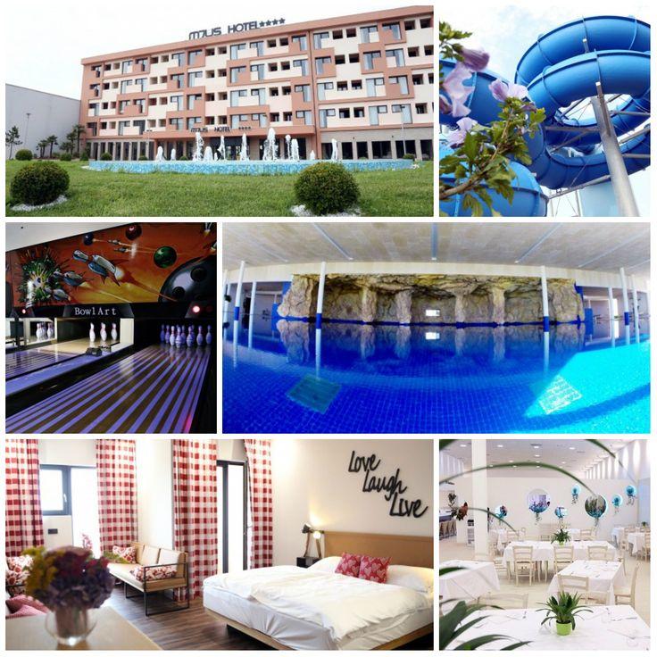 Mjus World Resort & Thermal Park Körmend  -  Májusi fuvallat 12.475 Ft/fő/éjtől!