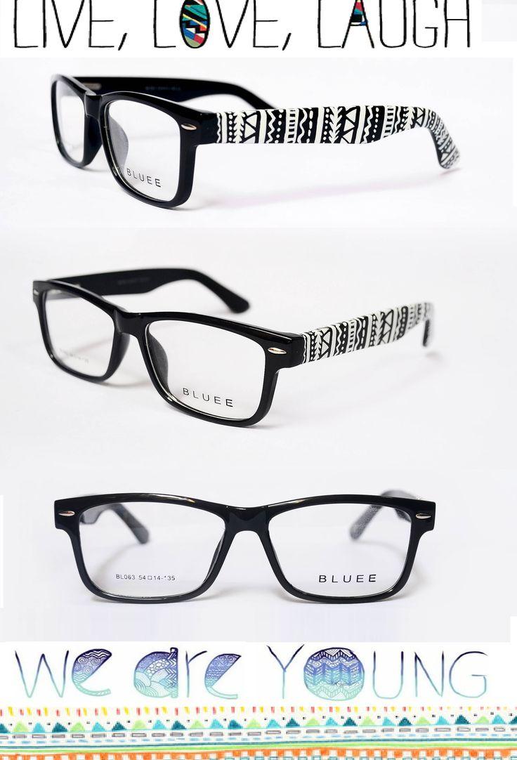 Glasses aztec print // Customized JamCutom