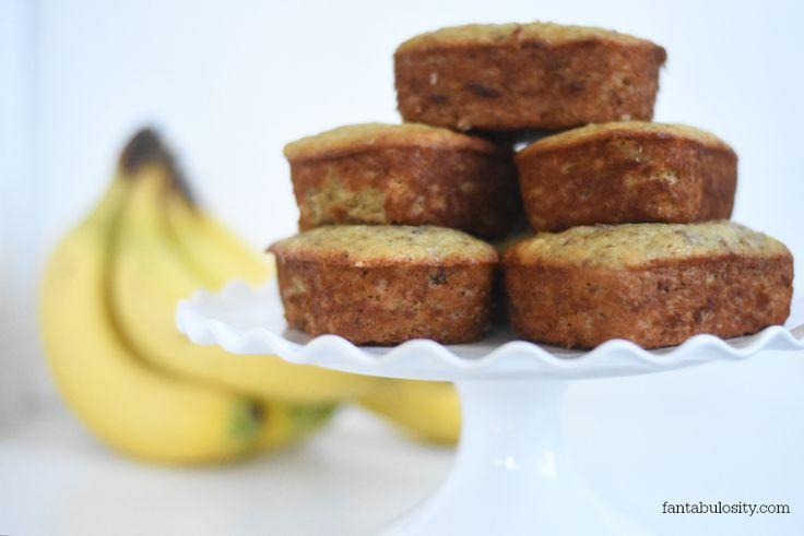 Fantabulous Banana Bread
