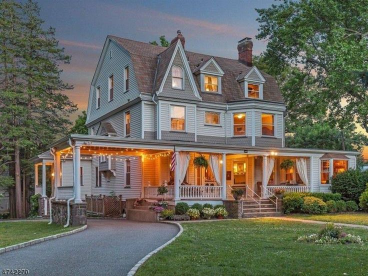 20 spectacular victorian homes on the market in nj