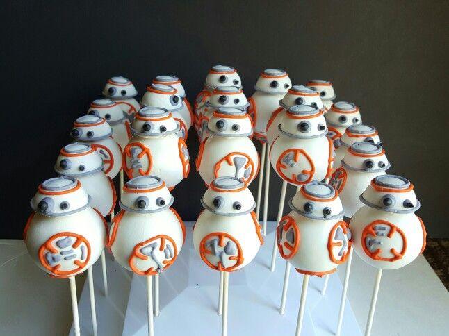 Great BB Cake pops