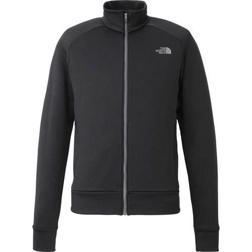 THE NORTH FACE  ナイロン フリース ジャケット(メンズ) Nylon Fleece Jacket 商品型番 NT61490Z 会員OUTLET価格  8,316円(税込) 【Fabric】 Apex Thermal Jersey(ナイロン50%、ポリエステル45%、ポリウレタン5%) 【原産国】 ベトナム ソフトでしなやかな素材感が特徴の中厚のフリースジャケット。適度にボリュームを持たせながらも軽量で、効率良い保温が可能。表側はフラットな質感で裏側に起毛をさせた構造です。