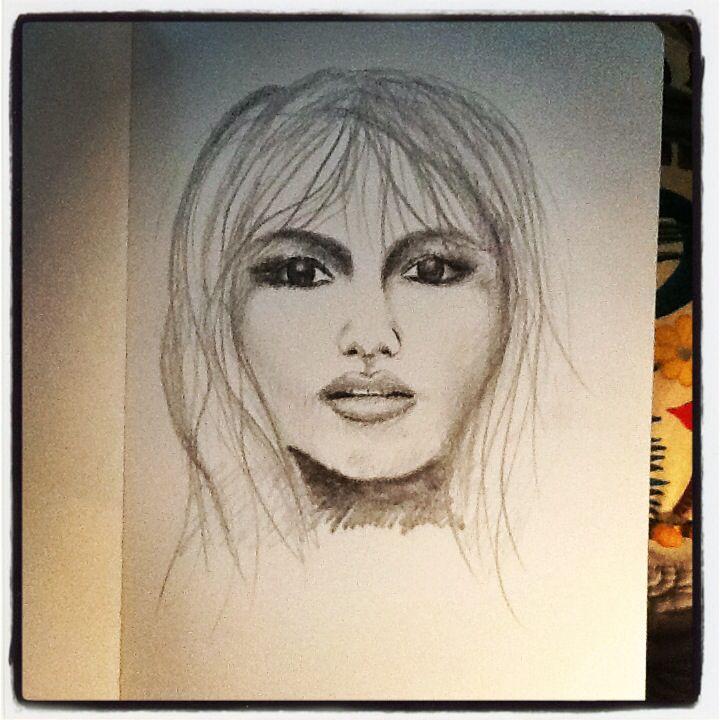 Brishit! - Veronica Reynal - dibujo a lapiz