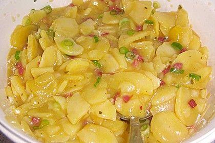 Warmer Kartoffelsalat (Rezept mit Bild) von Charima | Chefkoch.de