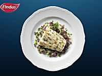 Filetto di Merluzzo con riduzione di cipolla rossa, maggiorana, zucchine e pistacchi: ecco la ricetta
