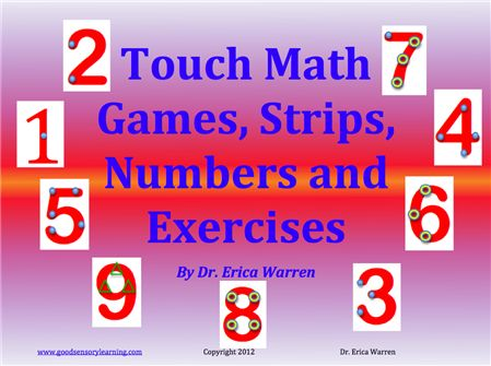 85 best touch math images on pinterest touch math kindergarten math and teaching ideas. Black Bedroom Furniture Sets. Home Design Ideas