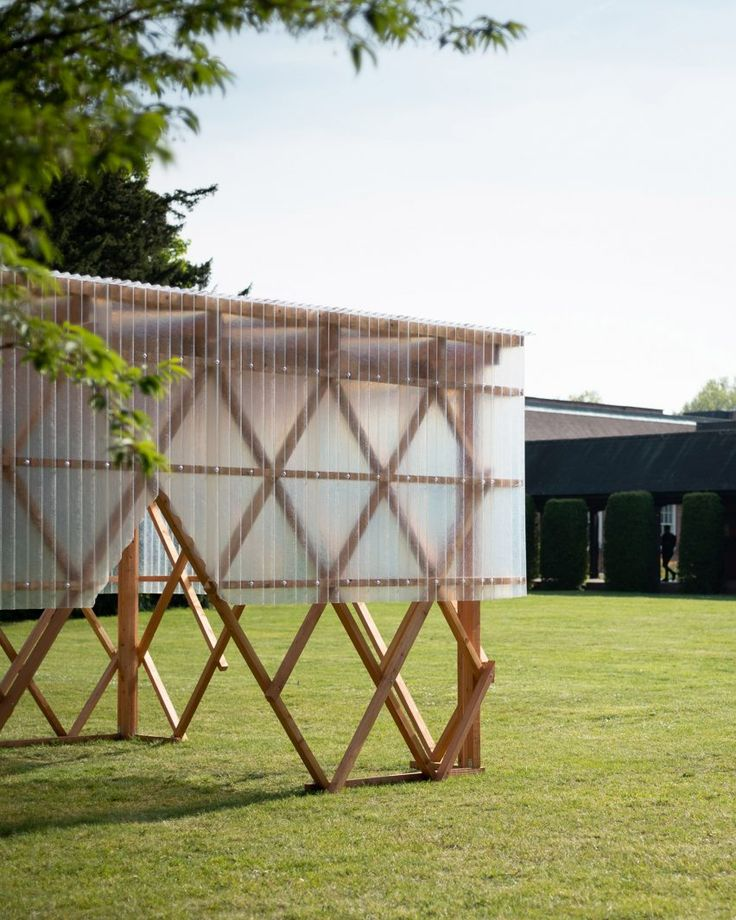 Urban Room pavilion by Invisible Studio and studen…