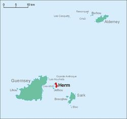 Herm - Wikipedia, the free encyclopedia