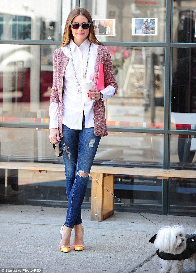 Olivia Palermo Looks. Womenswear streetstyle Fashion Style.
