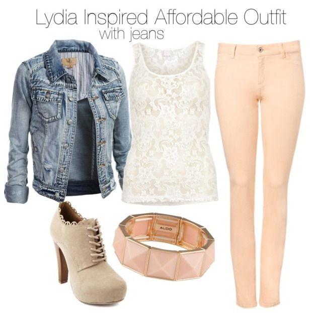 I don't wear a lot of fancy looking stuff but I'd wear this :))