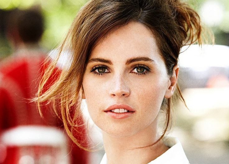 "Women We Love: Rogue One's Felicity Jones (28 Photos)  - If you're not familiar with ""Rogue One"" star Felicity Jones, you're missing out on one of the top young actresses working today.  It's time to fix t..."