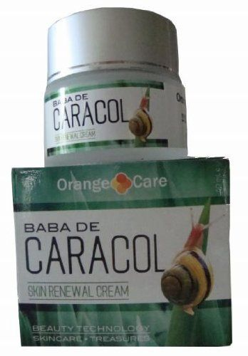 "Baba de Caracol Orange Care ""Celltone"" by Baba de Caracol Orange Care ""Celltone"". $8.99. Baba de Caracol. Celltone. Elicina. Cellton By Cellton. Helix Aspersa Muller. The Snail Cream is made with essence obtained from the secretions of the snail Helix aspersa Müller. Snail Mucin gel is a regenerative Caracol has qualities, moisturizing, rejuvenating and nourishing exfolidoras. Perfect to help reduce blemishes, acne and scars.  Snail  Cream contains powerful natural ingredients ..."
