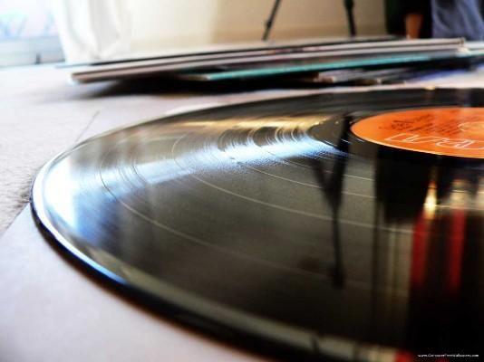 A coleccionistas Discos de vinil (Long Play) de 33, 45 y 78 rpm