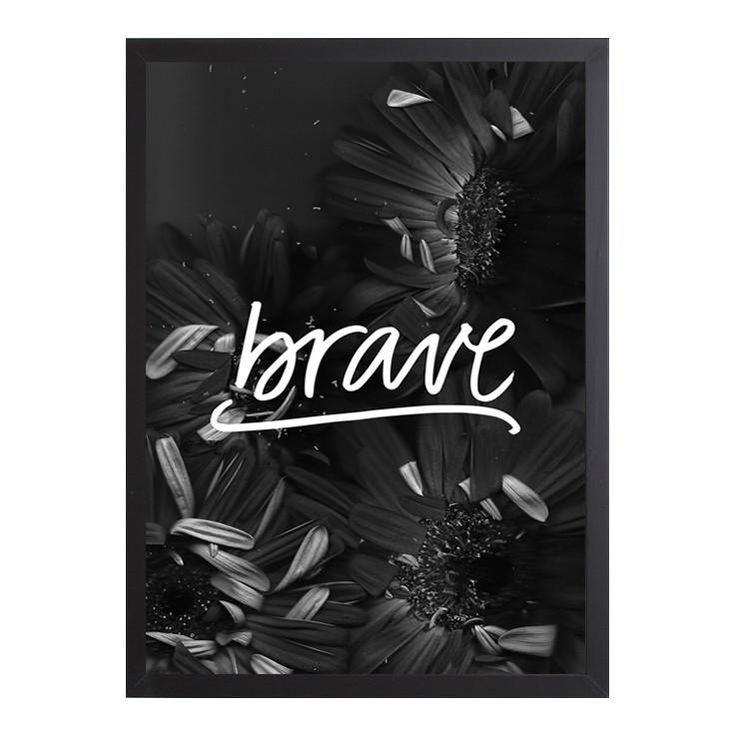 Print - Brave
