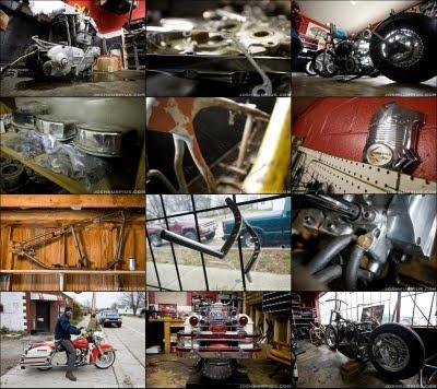 Motor ART: Biker Culture, Motors Art, Man Caves