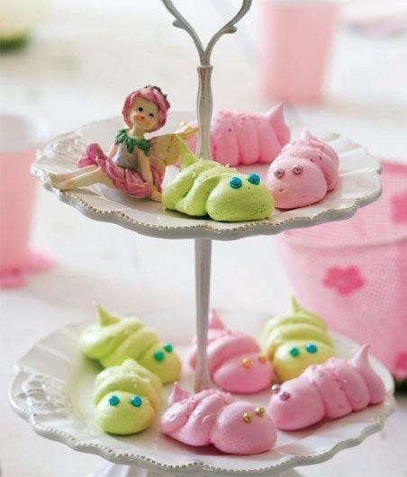 Pusinkové housenky - these are so lovely