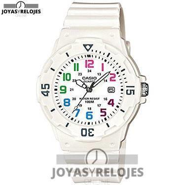 ⬆️😍✅ Casio LRW200H7B ✅😍⬆️ Colosal Modelo de la Colección de Relojes Casio PRECIO 28.95 € En exclusiva en 😍 https://www.joyasyrelojesonline.es/producto/casio-lrw200h7b-reloj-de-senora-caucho-blanco/ 😍 ¡¡No los dejes Escapar!!