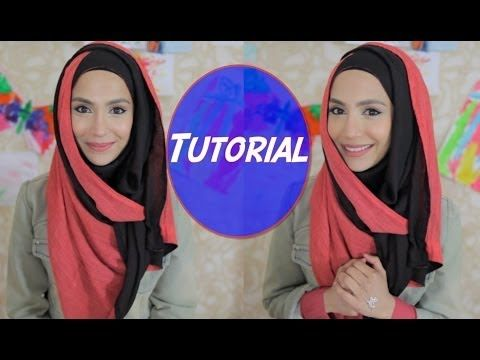 http://youtu.be/7BHRG6m_JHI   doublesided hijab