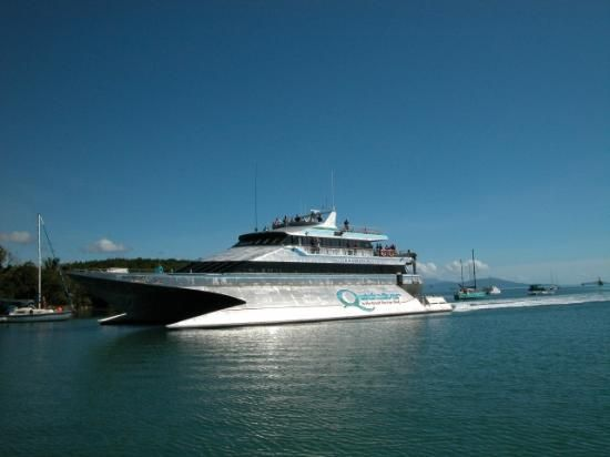 Silverswift Great Barrier Reef from $210 Visit http://www.fnqapartments.com/tour-silverswift-great-barrier-reef/area-cairns/  #cairnstourpackages