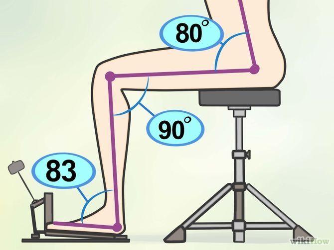 how to achieve proper posture