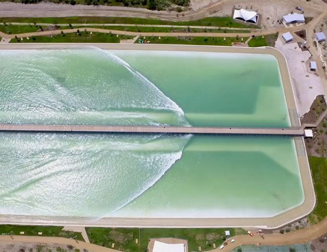 The first wave pool in the US featuring Wavegarden technology will open to the public tomorrow in Austin, Texas.