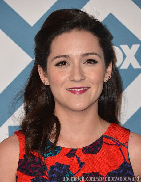 "Shannon Woodward appeared in her friend Katy Perry's music video ""Hot n Cold"". She also plays the lead character in the upcoming movie ""Adult World""."