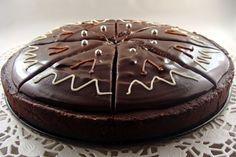 Chocoladetaart - Junnekes recepten