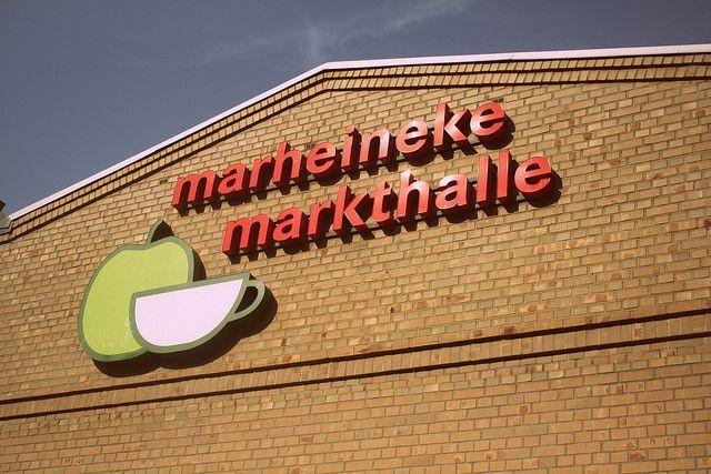 Berlin: Marheineke Markthalle